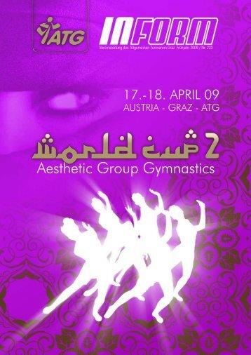 Aesthetic Group Gymnastics - ATG