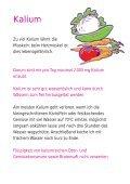 Ernährungstipps für Dialysepatienten - Seite 5
