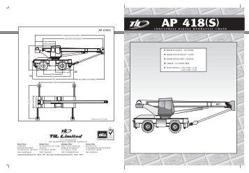 AP 418(S) - til india