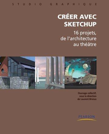 CRÉER AVEC SKETCHUP - Pearson