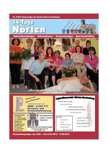 Krankenbeförderu - 14-Tage-Nörten