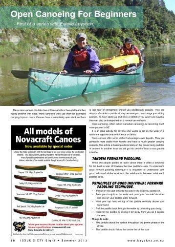 Read More - New Zealand Kayak Magazine