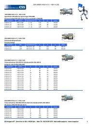 DIN 69893 HSK A-C-E - HSK-A 100
