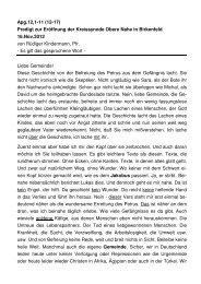 im Wortlaut als PDF - Kirchenkreis Obere Nahe