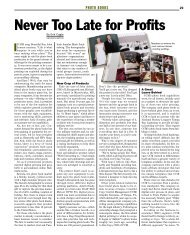 Photobooks - Never too late for profits - Ipex