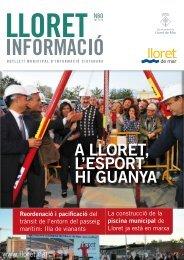 Núm. 80 - Ajuntament de Lloret de Mar