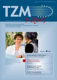 TZM News 01-2007 - Seite