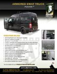 ARMORED SWAT TRUCK - Alpine Armoring Inc. - Page 2