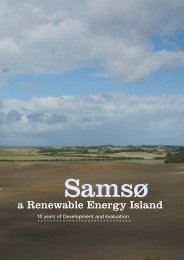 a Renewable Energy Island - The Sallan Foundation