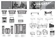 Für Cabana-Möbel werden nur beste Massivhölzer der Pappel - KARE