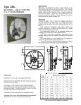 Type C Propeller Fans - American Coolair - Page 6