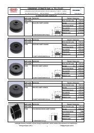 Alternator Pulley - gümüşpar
