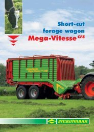Click for Mega Vitesse CFS Range - Reco