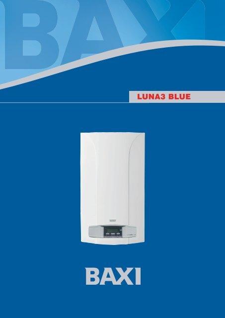 Baxi Luna 3 Projekt [PDF 2109kB] - Kosti