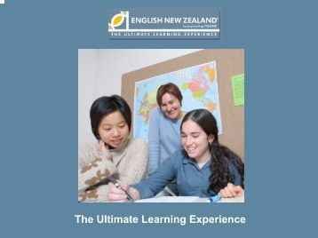 The Ultimate Learning Experience - Australia New Zealand Agent ...