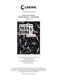 Puerto Oscura – Totenreise