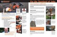 T3MAG Brochure - Ramset Fastening Systems
