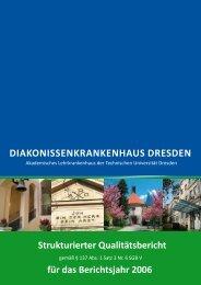 Diakonissenkrankenhaus DresDen - Weisse Liste