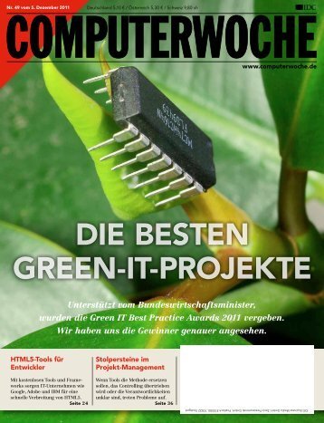 DIE BESTEN GREEN-IT-PROJEKTE