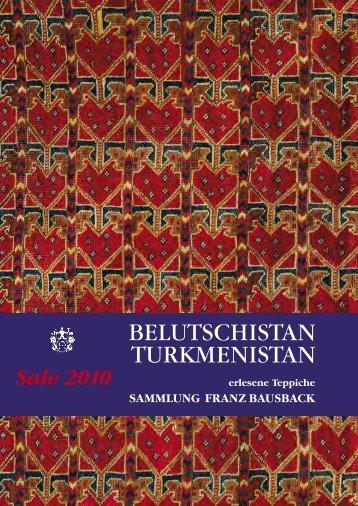 Sale 2010 - Franz Bausback