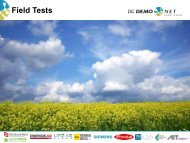 Field Tests
