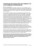 Presseunterlagen 07.11.13 - Verband Freier Radios Österreich - Page 3