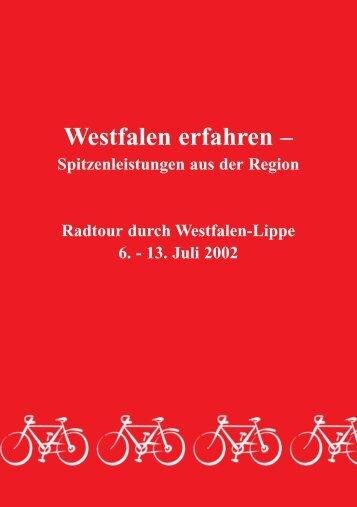 LWL Ist der LWL mit von der Partie, gewinnt Westfalen-Lippe.