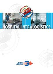 HOSPITAL INTRALOGISTICS - Gilgen Logistics AG