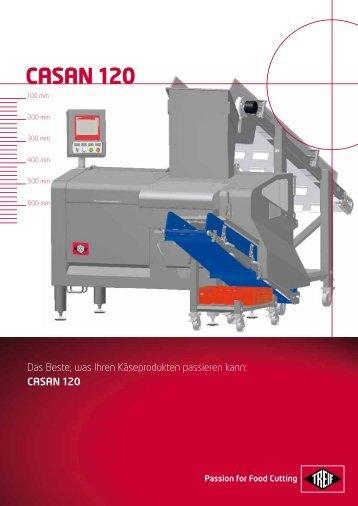 CASAN 120 Flyer (deutsch) - Treif