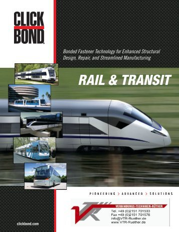 RAIL & TRANSIT