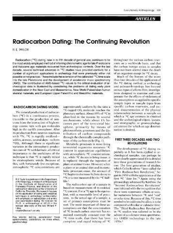 Pb 210 dating sediments literary 6