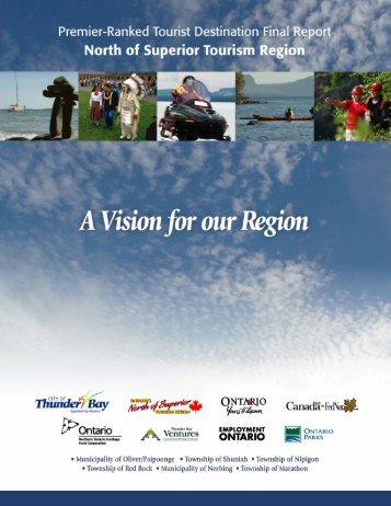 premier-ranked tourist destination final report - Ministry of Tourism