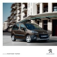 Partner Tepee Brosur Mayis'12.qxp:Layout 1 - Peugeot