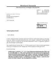 TKG-Verfassungsbeschwerde: Schriftsatz vom 2008-01-29