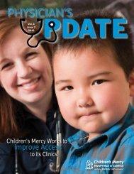 Improve Access - Children's Mercy Hospitals and Clinics