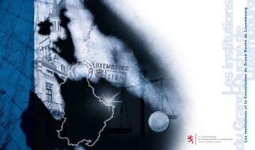 Les institutions et la Constitution du Grand-Duché de Luxembourg