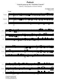 3. Arrangement für 2 Violinen & Cello - Germansuzuki.de