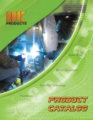 Product Catalog - MK Products