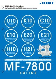 MF-7800 Series