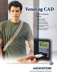 Card Accepting Device - Today's Business Solutions Inc