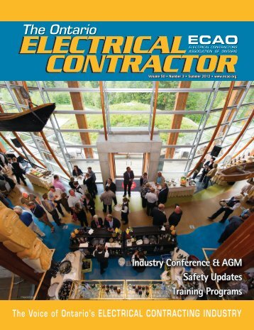 Download - Electrical Contractors Association of Ontario