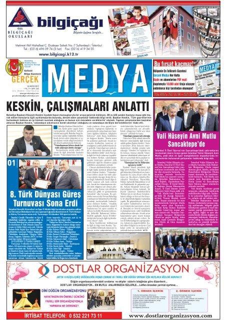 Keskin Calismalari Anlatti Gercek Medya Gazetesi