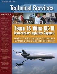 Technical Services Magazine • Winter 2010 - Northrop Grumman ...
