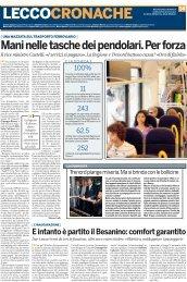 aumento - La Provincia di Lecco