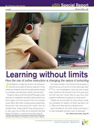 Learning Without Limits - K12.com