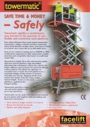 Towermatic TM400 - Facelift