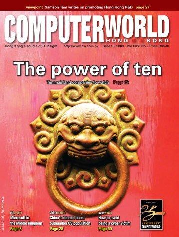 The power of ten - enterpriseinnovation.net