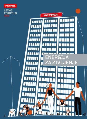 Letno poročilo za leto 2010 - Petrol