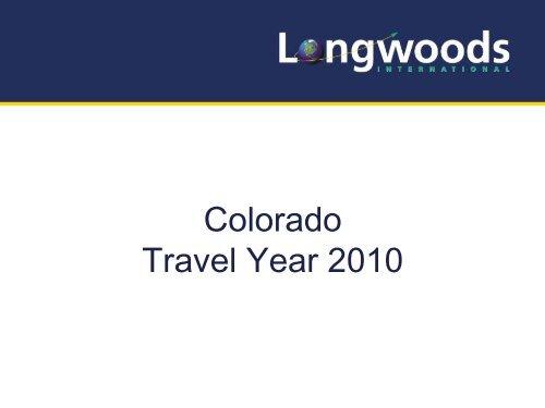 Colorado Travel Year 2010