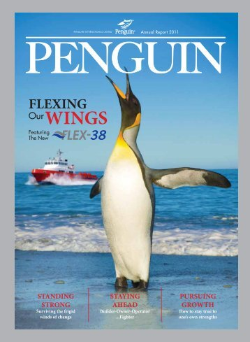 Download PDF - Penguin International Limited